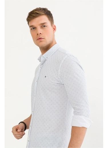 Avva Erkek   Gömlek A91Y2140 Beyaz